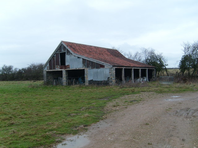 Barn at South Mead Farm