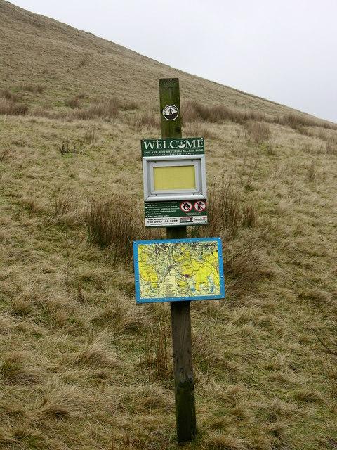 Information Post, Rossendale way