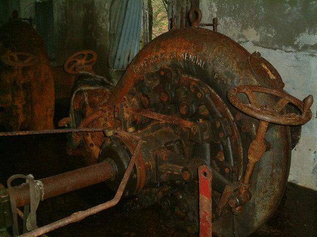 Ruined Turbine