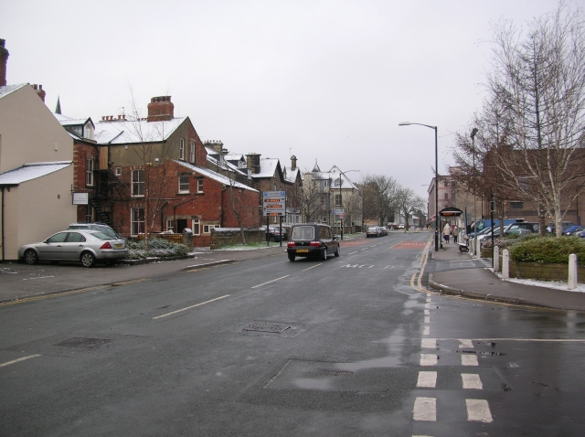 Station Avenue
