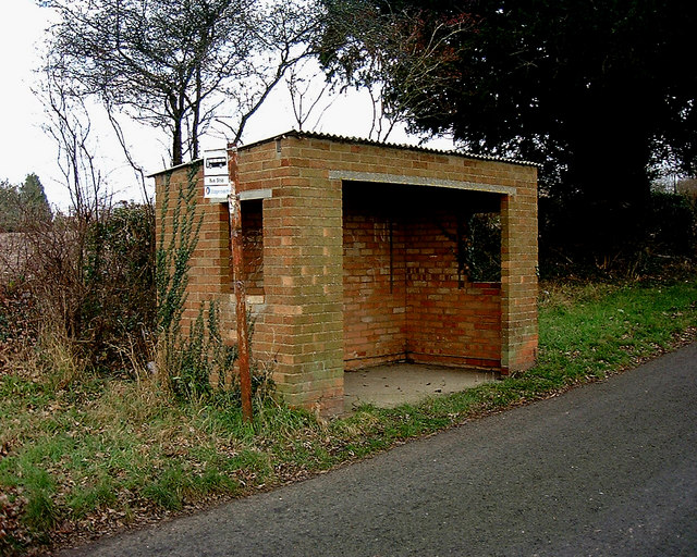 Barton Stacey - Bus Shelter