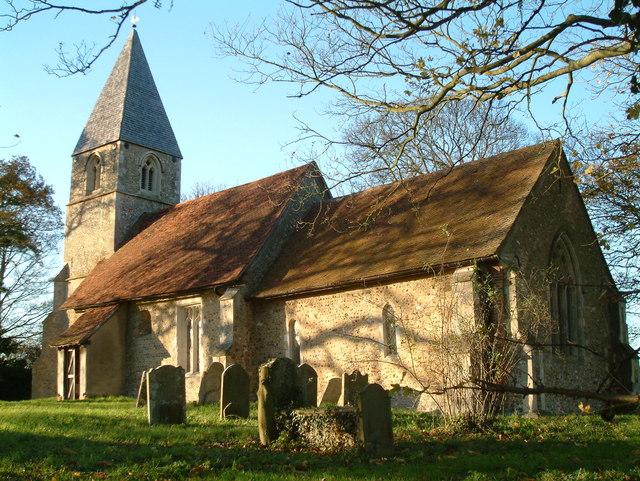 Chickney Church