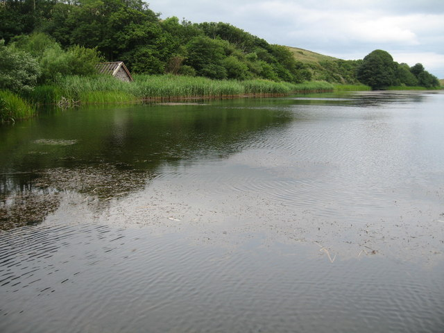 Boat House at Mire Loch