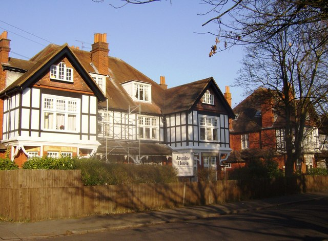Jasmine House retirement home