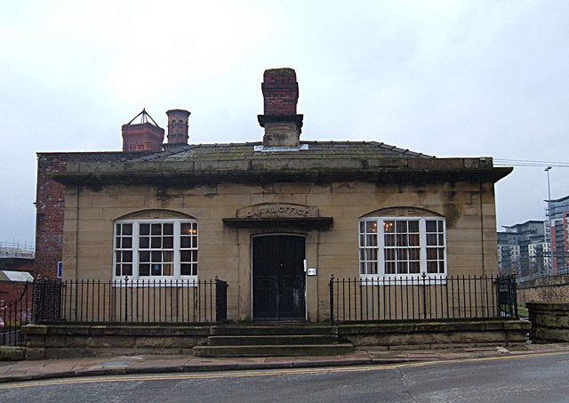 Canal Office, Leeds and Liverpool Canal