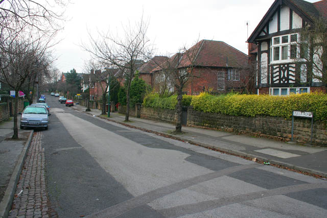 Zulla Road, Mapperley Park