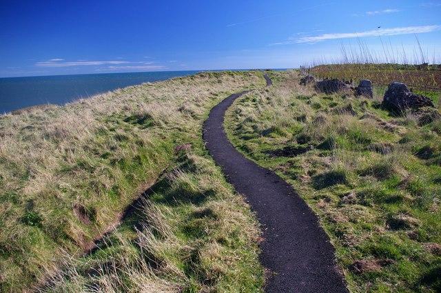 Arbroath Clifftop Walk