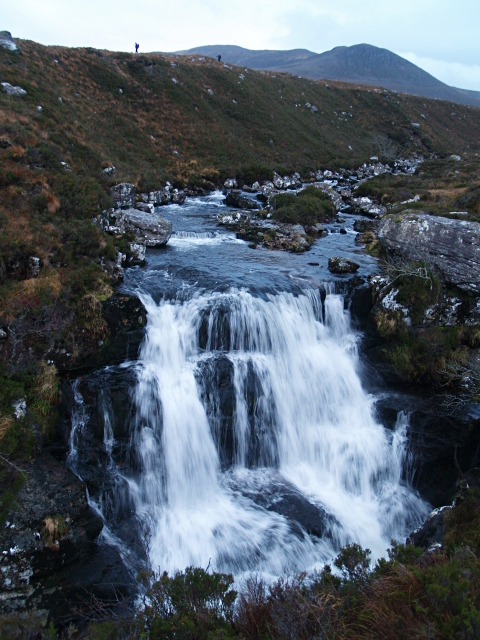 Waterfall, Allt Airdeasaidh