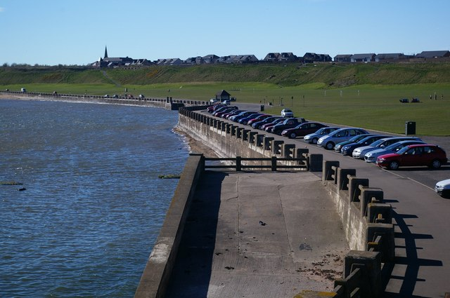 Arbroath Seafront