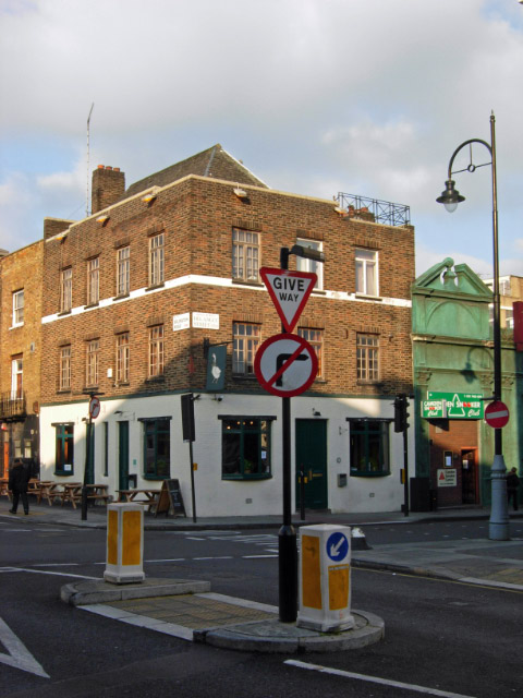 The Crown and Goose, Camden Town