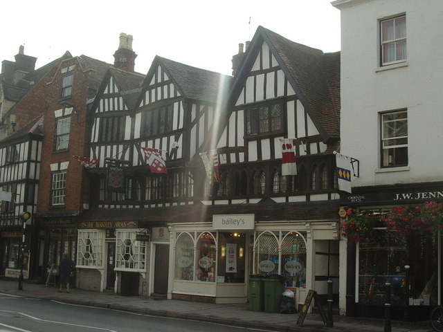The Berkelly Arms, Tewkesbury