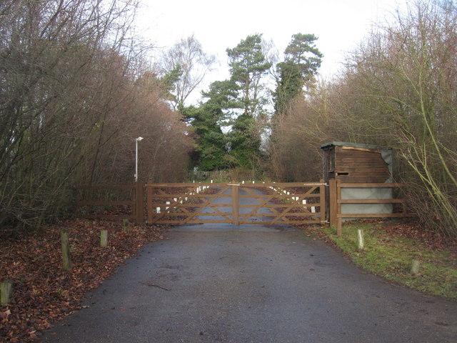Football ground gates