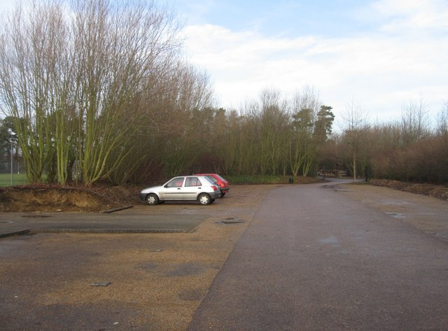 Golf Club car park