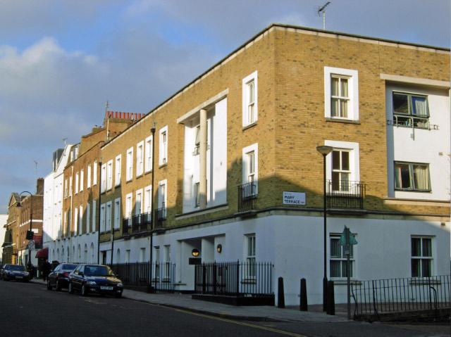 Arlington Road, Camden Town