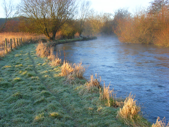 The River Kennet, Chilton Foliat
