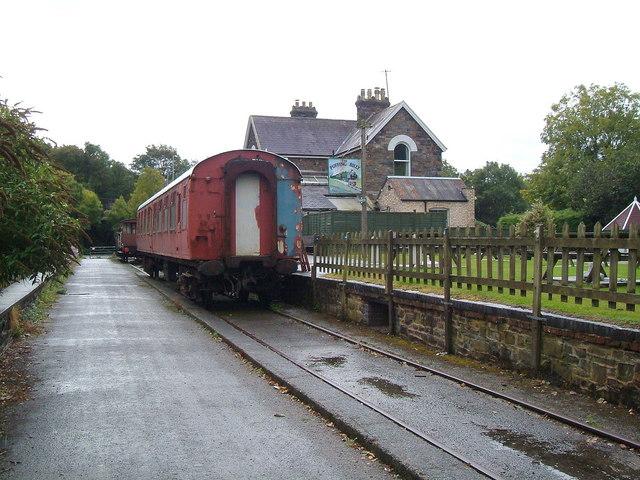Great Torrington Station.