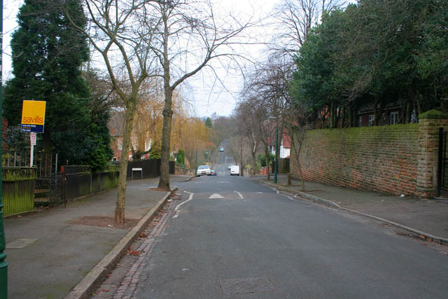 Cyprus Road, Mapperley Park