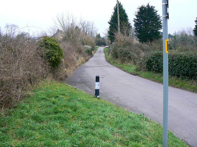 Old Midford Road, near Midford