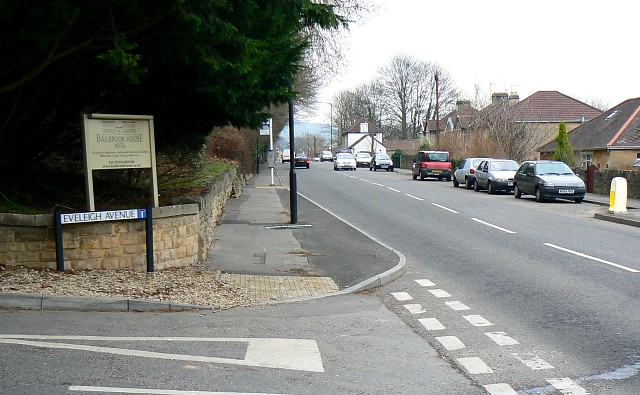 Fosse Way or London Road West, Bath