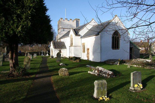 Kilve Church