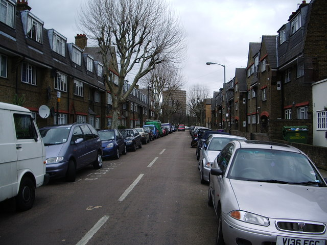 Holgate Avenue, Battersea, SW11