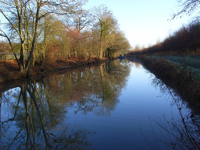 The Kennet and Avon Canal, Froxfield