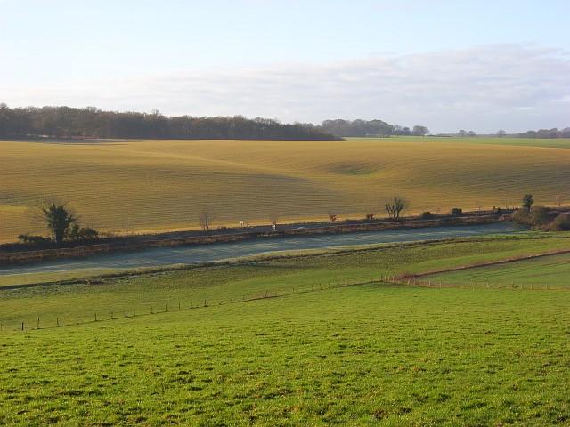 Farmland, Froxfield