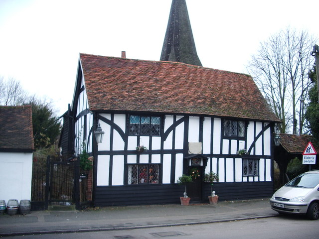 Almshouses, Churchgate Street