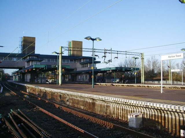 Harlow Town Railway Station