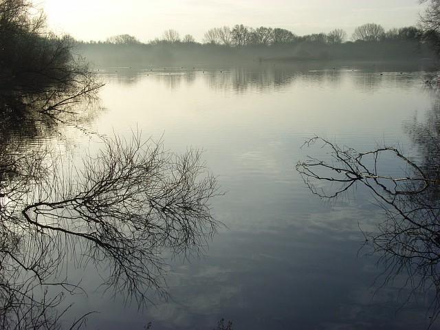 Loddon Nature Reserve, Twyford