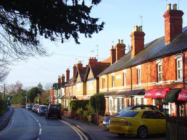 Ruscombe Road, Twyford