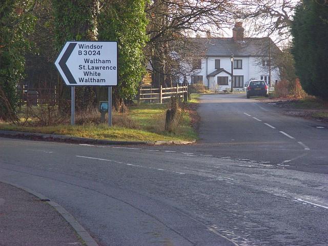 Southbury Lane, Ruscombe