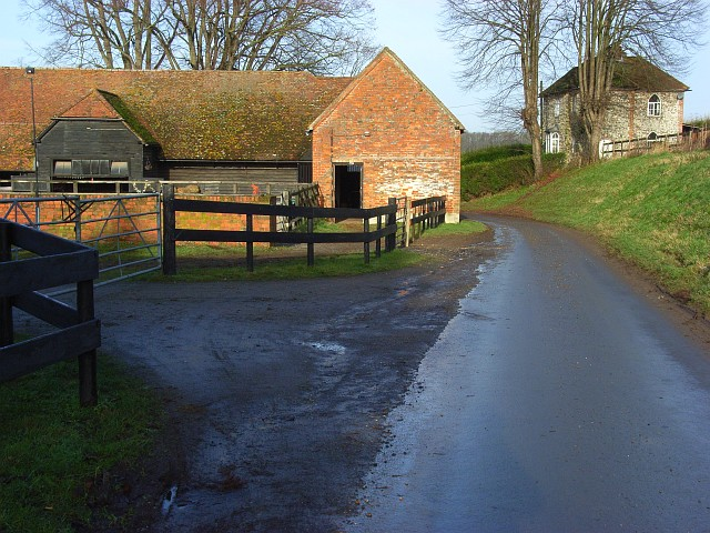 Dean Place Farm and Juddmonte House