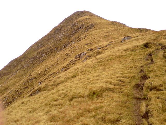 Sgurr an Lochain