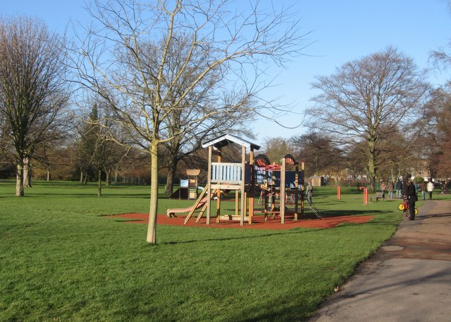 Lammas Land playground