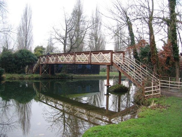 Crusoe Footbridge
