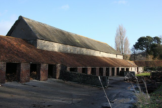 Long barn at East Quantoxhead
