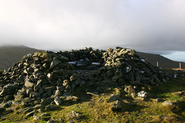 Drum Summit Cairn