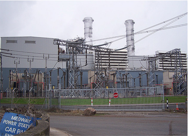 Medway Power Station, Isle of Grain