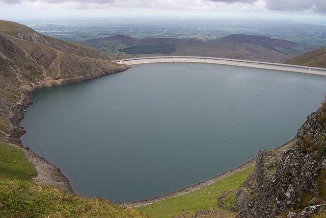 Marchlyn Mawr Reservoir 169 Terry Hughes Geograph Britain