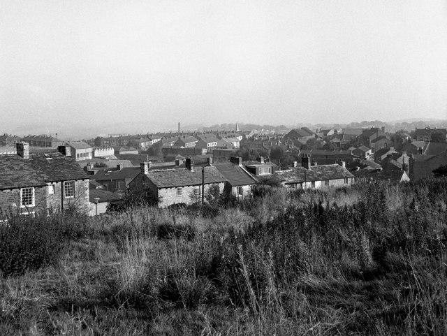 View over Barnoldswick