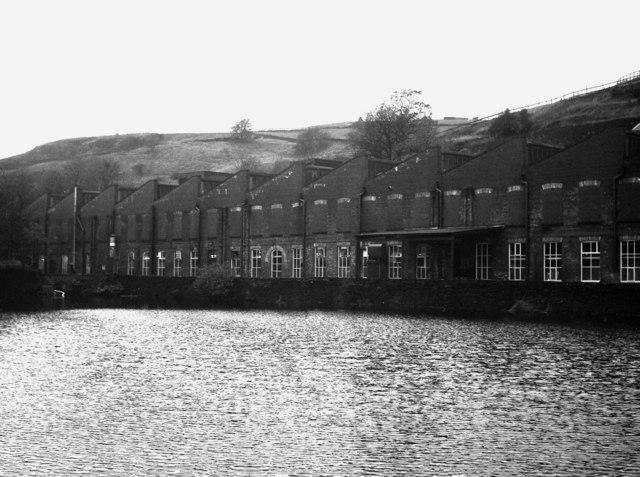 Shore Mills, Littleborough, Lancashire
