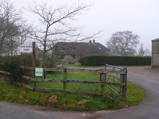 New Hayes Farm Duntish