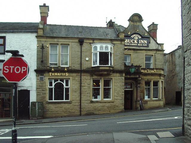 Buck Inn, Clitheroe