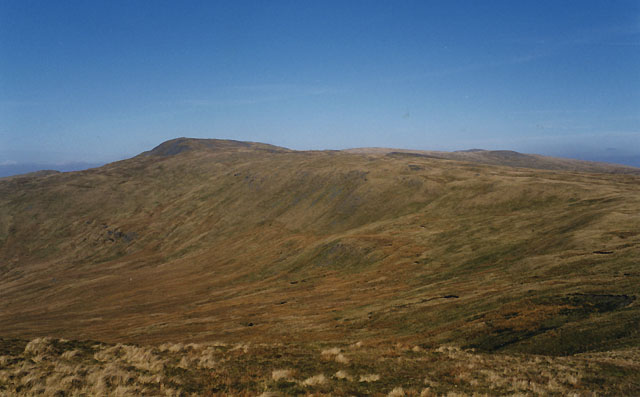 View north east from Y Garn