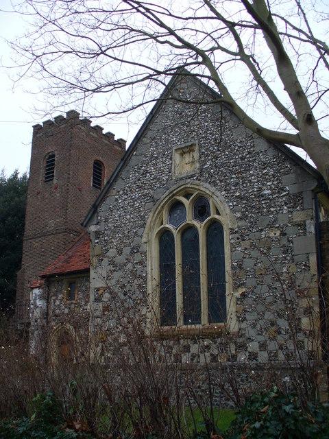 St Nicholas, Old Shepperton