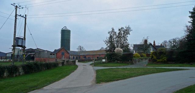 Felton Butler Manor Farm