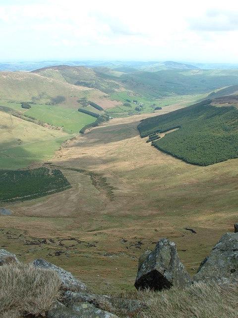 Cwm Maen Gwynedd