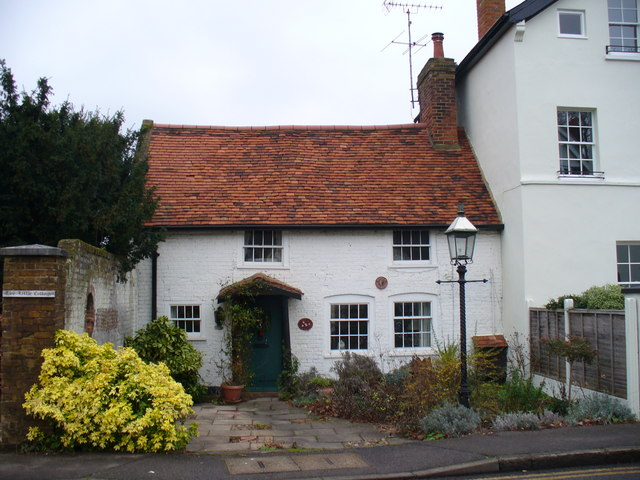 The Little Cottage