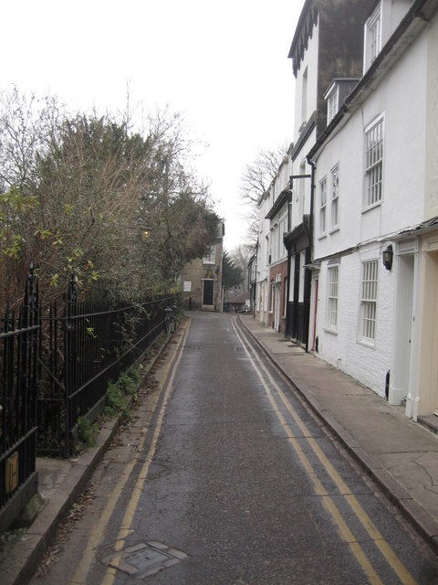 Little St Mary's Lane